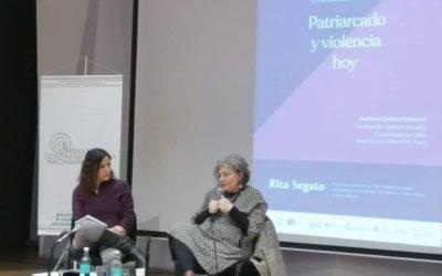 [VIDEO] Patriarcado y Violencia Hoy con Rita Segato