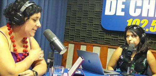 Entrevista a Caterine Galaz sobre voto de Extranjeros en Plesbiscito 2020 para «Radioanálisis»